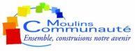Logo Moulins Communauté